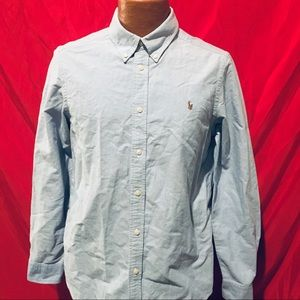 Ralph Lauren Polo Boys XL 18-20 Button-Down Shirt
